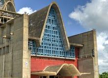BasÃlica Catedral Nuestra Señora de la Altagracia, R dominicano Imágenes de archivo libres de regalías