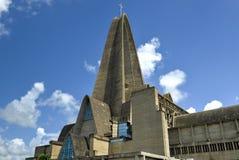 basÃlica Catedral Nuestra señora De Los angeles Altagracia, Dominikański R zdjęcie royalty free