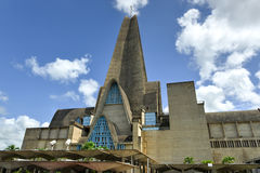 BasÃlica Catedral Nuestra SeA±oraa de la Altagracia,多米尼加共和国的R 免版税图库摄影