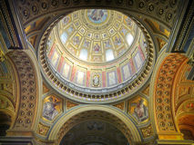 Basílica Foto de Stock