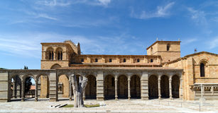 Basílica. Avila Imagens de Stock Royalty Free