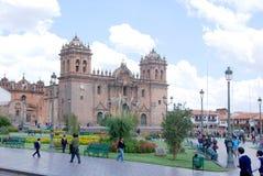 Basílica da catedral da suposição do Virgin Imagens de Stock