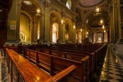 Basílica da catedral de Saint Peter e Paul Fotografia de Stock