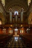 Basílica da catedral de Saint Peter e Paul Imagem de Stock Royalty Free