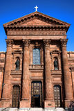 Basílica da catedral de Saint Peter e Paul Phila Imagem de Stock
