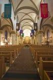 Basílica da catedral de St-Francis Imagem de Stock