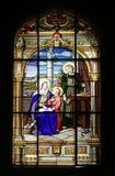 A basílica da catedral de St. Joseph Foto de Stock Royalty Free