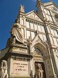 Basílica da cruz santamente 13 Imagens de Stock Royalty Free