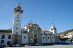 Basílica de Candelaria Fotos de archivo libres de regalías