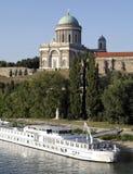 Basílica de Esztergom Imagem de Stock