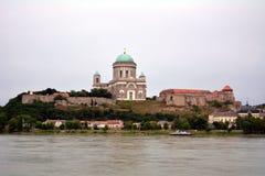 Basílica de Esztergom Imagens de Stock
