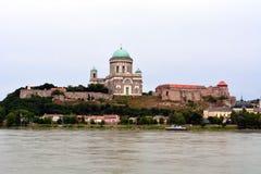 Basílica de Esztergom Fotografia de Stock