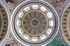 Basílica de Esztergom do verbo copulativo, Hungria fotos de stock royalty free