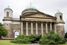 Basílica de Esztergom, Hungría imagenes de archivo