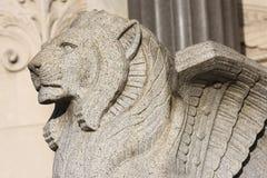 Basílica de Fourviere en Lyon Foto de archivo libre de regalías