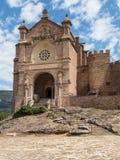 Basílica de Javier Imagen de archivo