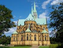 Basílica de la catedral Imagen de archivo libre de regalías