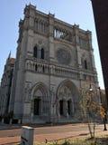 Basílica de la catedral de la suposición en Covington Kentucky Fotos de archivo libres de regalías