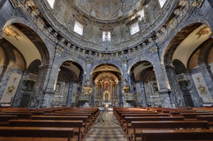Basílica de Loiola en Azpeitia (España) foto de archivo libre de regalías