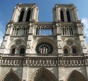 Basílica de Notre Dame Foto de Stock Royalty Free