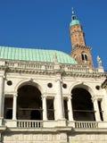 Basílica de Palladian em Vicenza Imagem de Stock