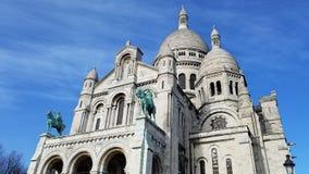 Basílica de Sacré-CÅur imagem de stock royalty free