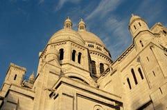Basílica de Sacré-CÅur Fotografia de Stock Royalty Free