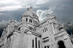Basílica de Sacré-CÅur fotos de stock
