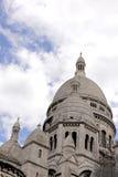 Basílica de Sacre Couer Fotografia de Stock