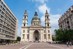 Basílica de Saint Istvan em Budapest, Hungria Imagens de Stock Royalty Free