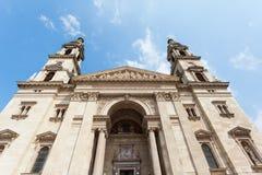 Basílica de Saint Istvan em Budapest, Hungria Imagens de Stock