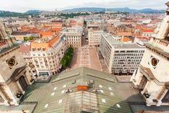 Basílica de Saint Istvan em Budapest, Hungria Fotografia de Stock