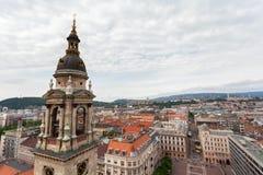 Basílica de Saint Istvan em Budapest, Hungria Foto de Stock