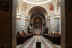 Basílica de Saint Wojciech em Esztergom Imagens de Stock