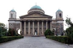 Basílica de Saint Wojciech em Esztergom Fotografia de Stock