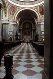 Basílica de Saint Wojciech em Esztergom em Hungria Imagem de Stock Royalty Free