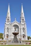 Basílica de Sainte-Anne-de-Beaupre, Quebec Fotografía de archivo