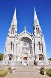 Basílica de Sainte-Anne-de-Beaupre, Quebec Imágenes de archivo libres de regalías