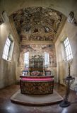 Basílica de San Lorenzo, Milán Imagen de archivo libre de regalías