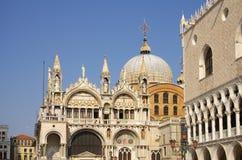 Basílica de San Marco Fotografía de archivo libre de regalías
