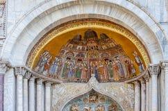 Basílica de San Marco em Veneza Imagens de Stock