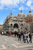 Basílica de San Marco, Veneza Fotos de Stock Royalty Free