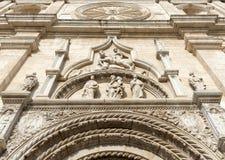 Basílica de San Nicola - Tolentino - Itália Imagem de Stock