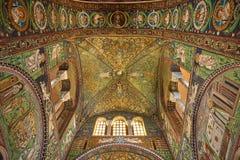 Basílica de San Vitale foto de stock royalty free
