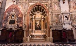 Basílica de San Zeno, Verona, Italia fotos de archivo libres de regalías