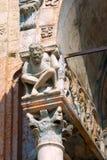 Basílica de San Zeno Verona - Italia Fotografía de archivo