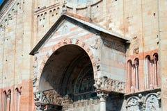 Basílica de San Zeno Verona - Italia Imagen de archivo libre de regalías