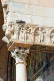 Basílica de San Zeno Verona - Italia Foto de archivo