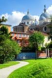 Basílica de Santa Giustina Foto de archivo
