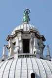 Basílica de Santa Maria della Salute (detalle) Foto de archivo libre de regalías